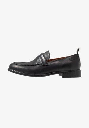 BIAACE LOAFER - Nazouvací boty - black
