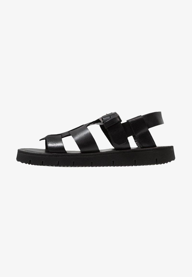 Bianco - BIACABE - Sandals - black