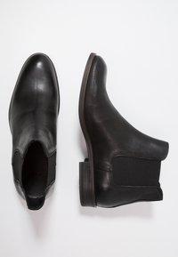 Bianco - BANDOLERO CHELSEA  - Classic ankle boots - black - 1