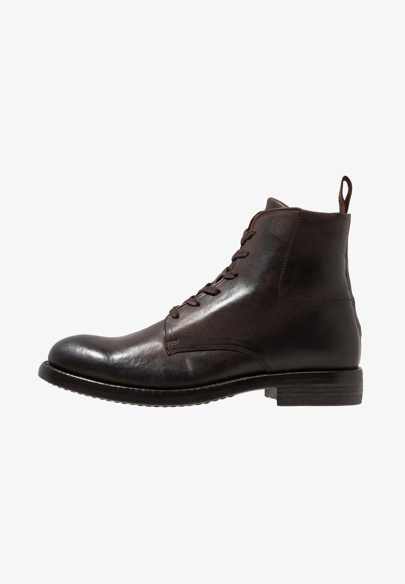 Bianco - BFACE BOOT - Veterboots - dark brown