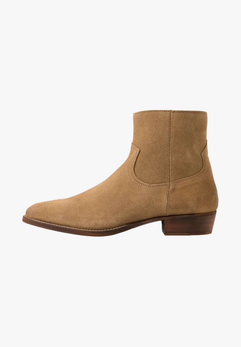 Bianco - BIABEACK BOOT - Classic ankle boots - creme