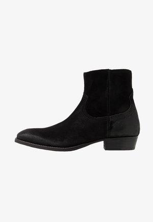 BIABEACK BOOT - Støvletter - black