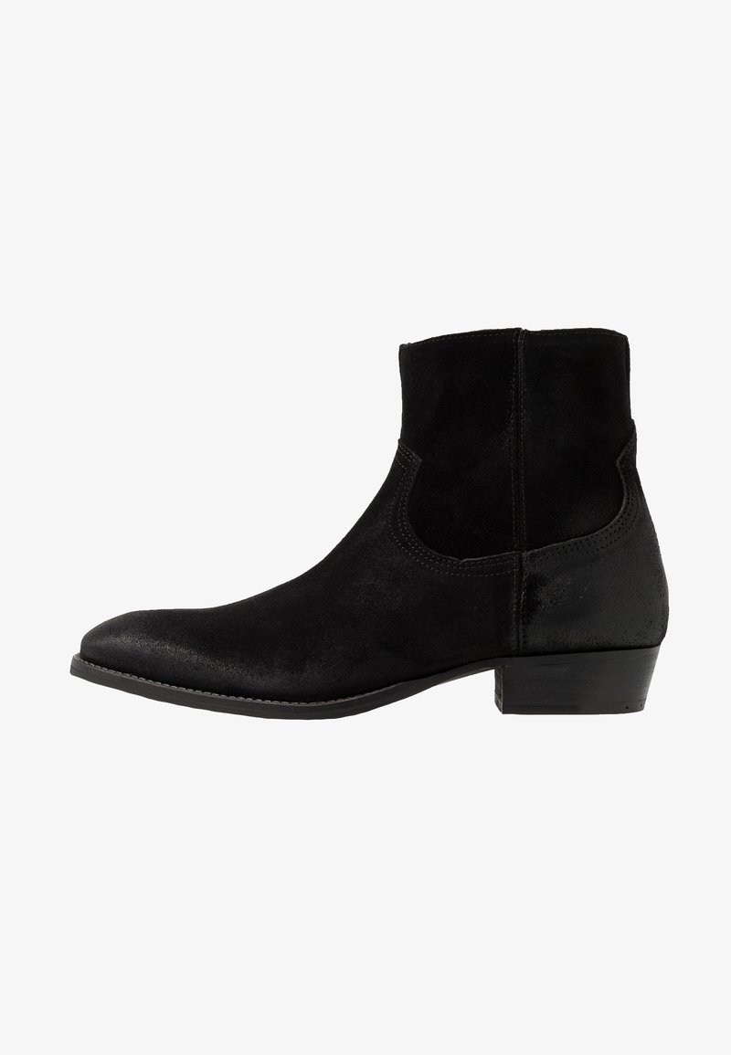 Bianco - BIABEACK BOOT - Classic ankle boots - black