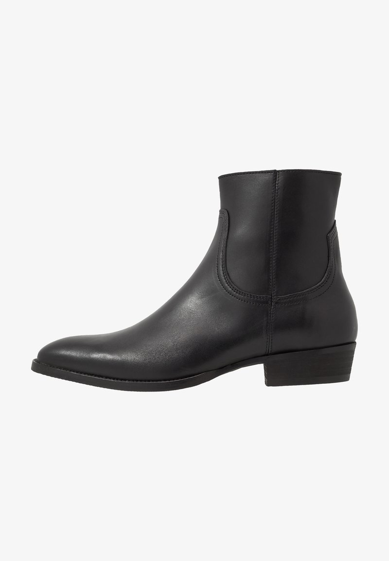 Bianco - BIABECK BOOT - Classic ankle boots - black