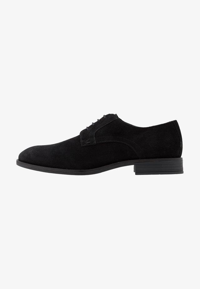 BIABYRON DERBY  - Šněrovací boty - black
