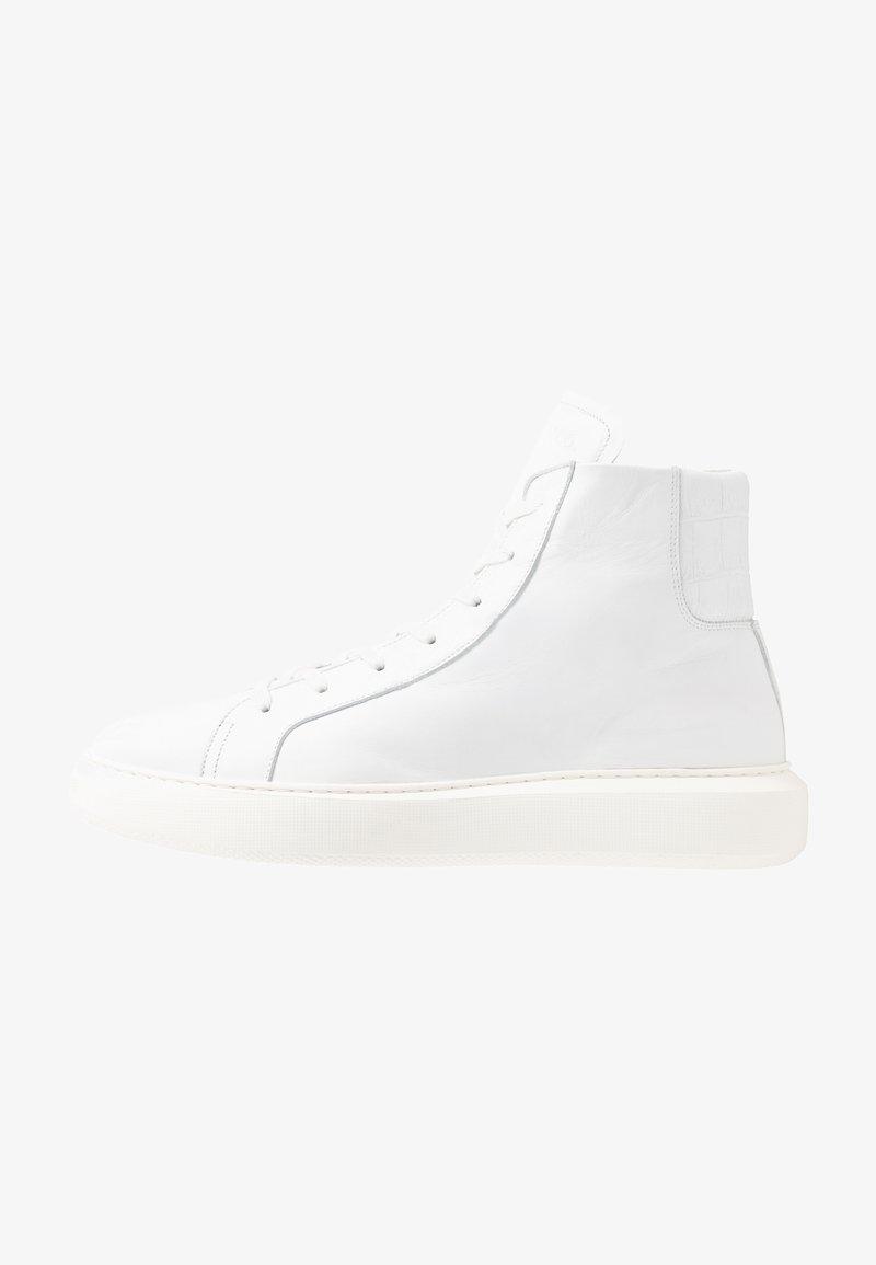 Bianco - BIAKING HIGH TOP - High-top trainers - white