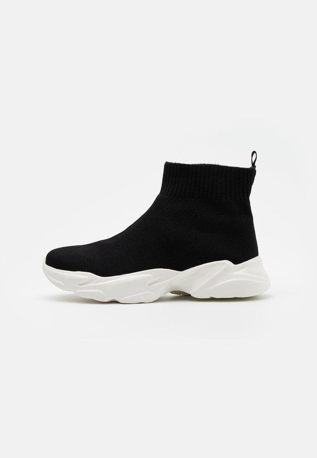 BIACASE WARM - Sneakers hoog - black