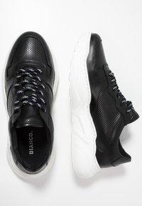 Bianco - BIABAY - Sneakers basse - black - 1
