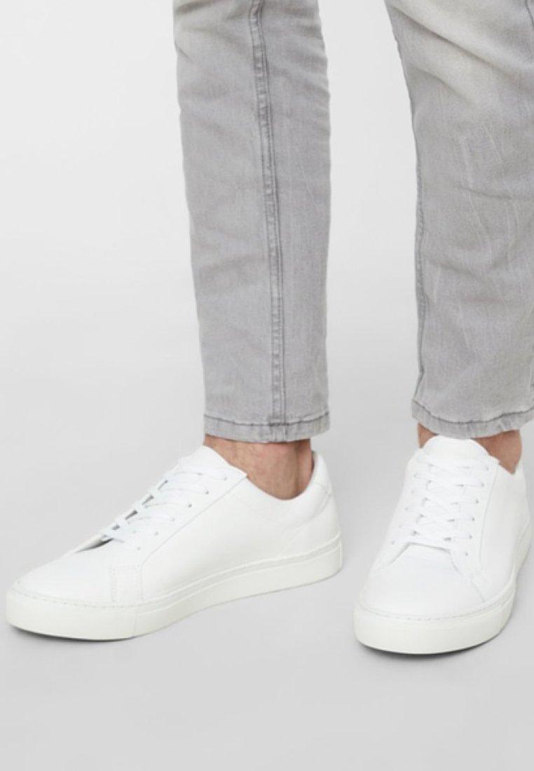 Bianco - Baskets basses - white