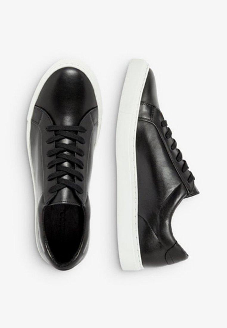 Bianco Sneakersy niskie - black