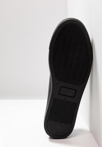 Bianco - BIAAJAY LEATHER SNEAKER - Sneakersy niskie - black - 4