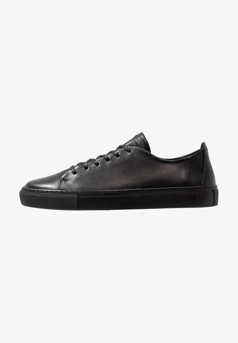 Bianco - BIAAJAY LEATHER SNEAKER - Sneakersy niskie - black