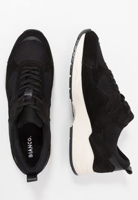 Bianco - BIADAKOTA - Sneakersy niskie - black - 1