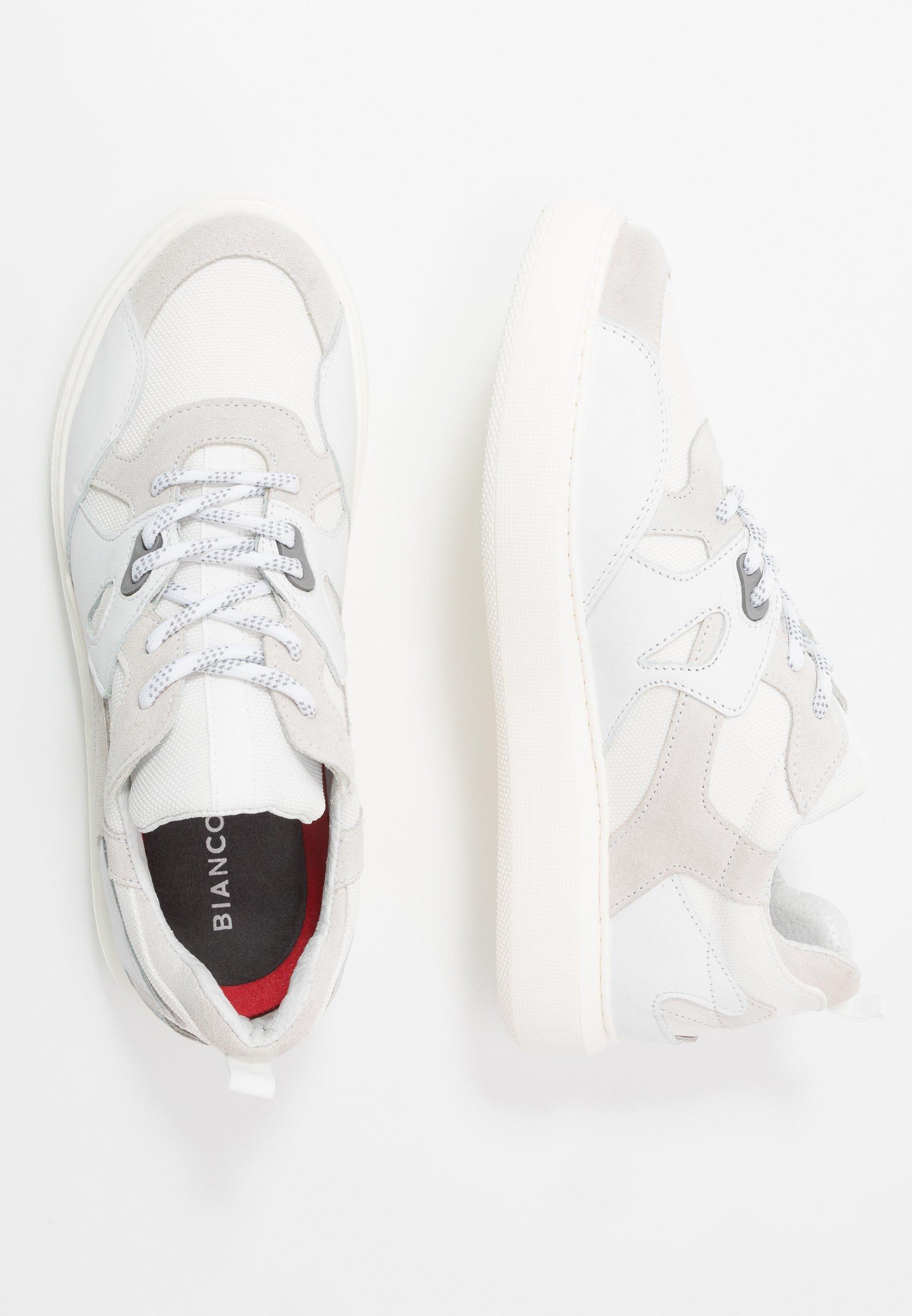 Bianco BIAKING NEW SPORT - Trainers - white