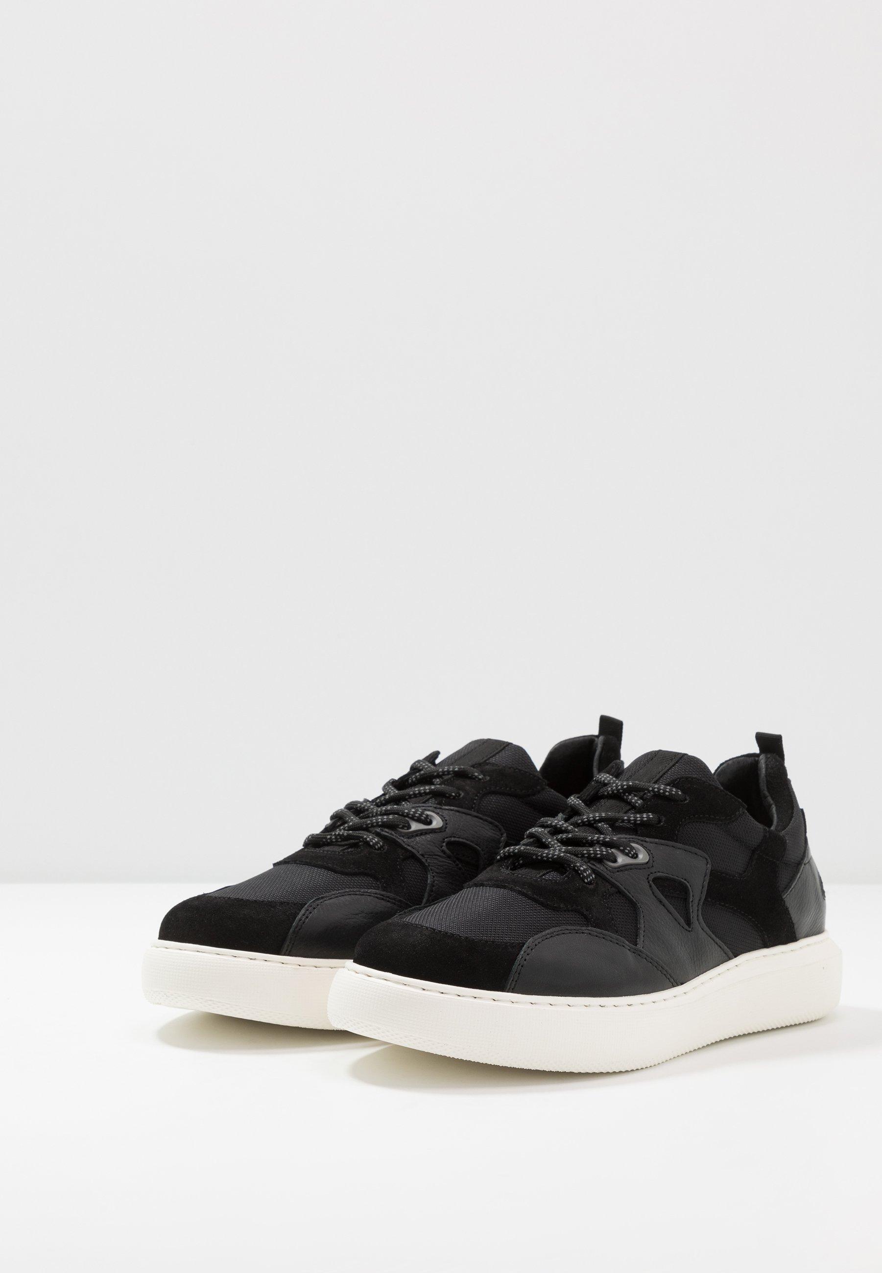 Bianco BIAKING NEW SPORT - Sneakersy niskie - black