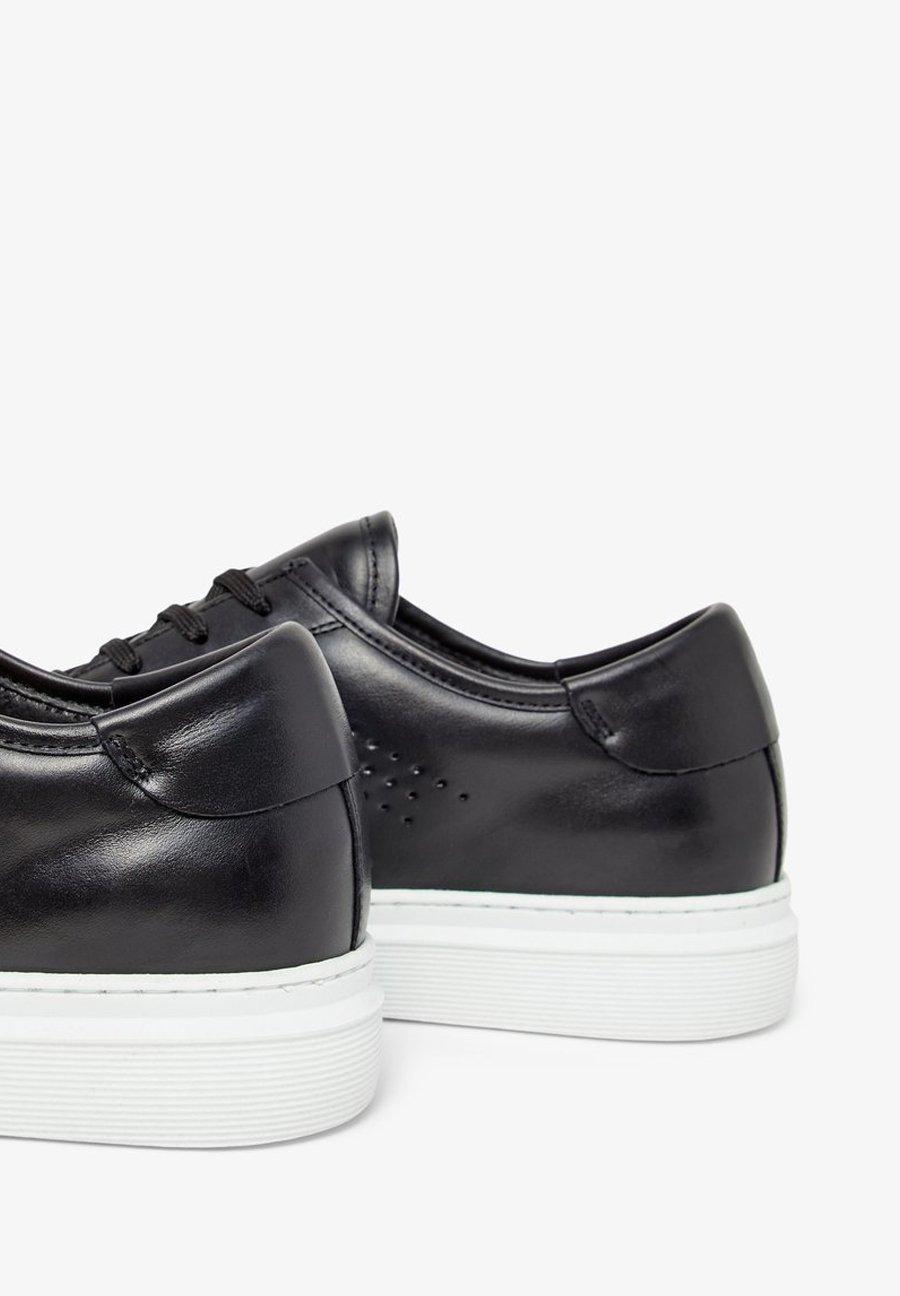 Bianco BIANCO SNEAKERS LEDER - Sneakersy niskie - black