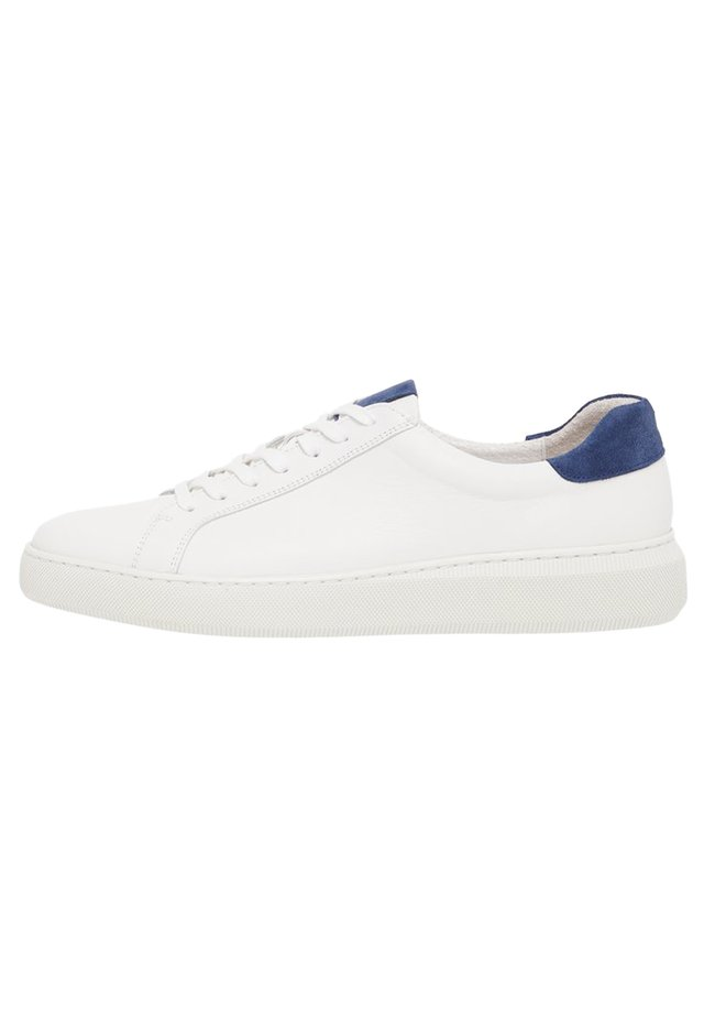 Matalavartiset tennarit - white, blue