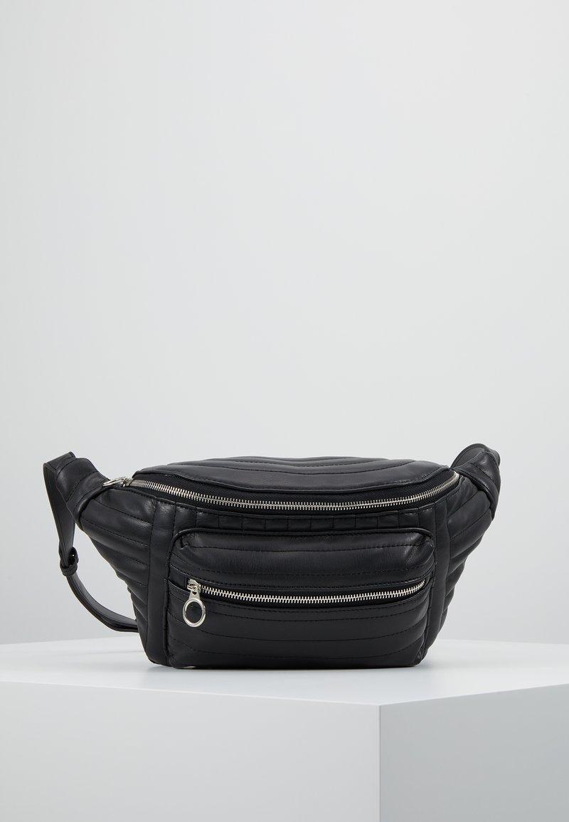 Bianco - BIAJULIANE BOM BAG - Gürteltasche - black