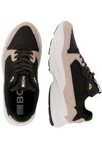 Björn Borg - Sneakers laag - black - 1