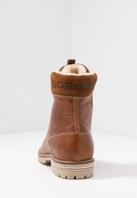 Björn Borg - KENN - Lace-up ankle boots - tan - 3