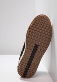 Björn Borg - CURD MID - Sneakers alte - black - 4