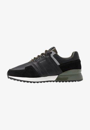 Sneakers basse - black/olive