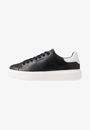 T1500 - Sneakers laag - black/white