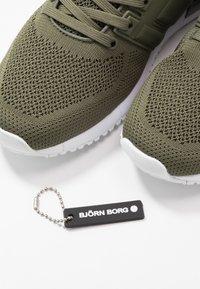 Björn Borg - Sneakers - olive - 5
