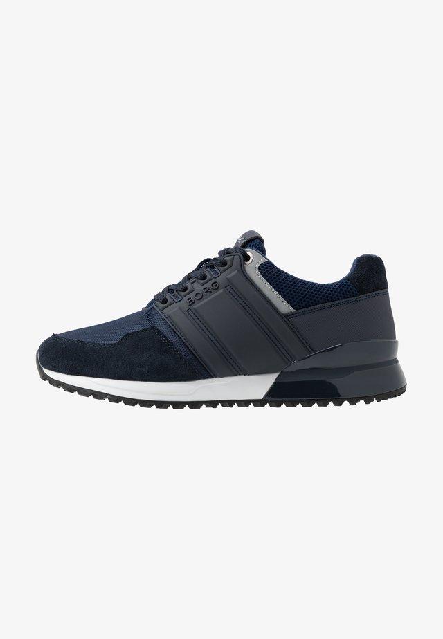 R230 - Sneakers laag - navy