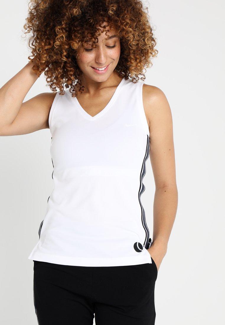 Björn Borg - TALA TANK - T-shirt de sport - brilliant white