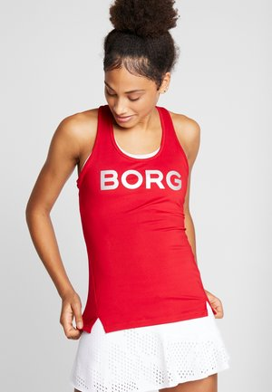 RACERBACK TANK - Sports shirt - jester red