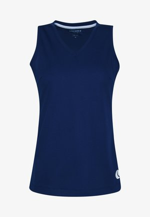 TALA TANK - Sports shirt - peacoat