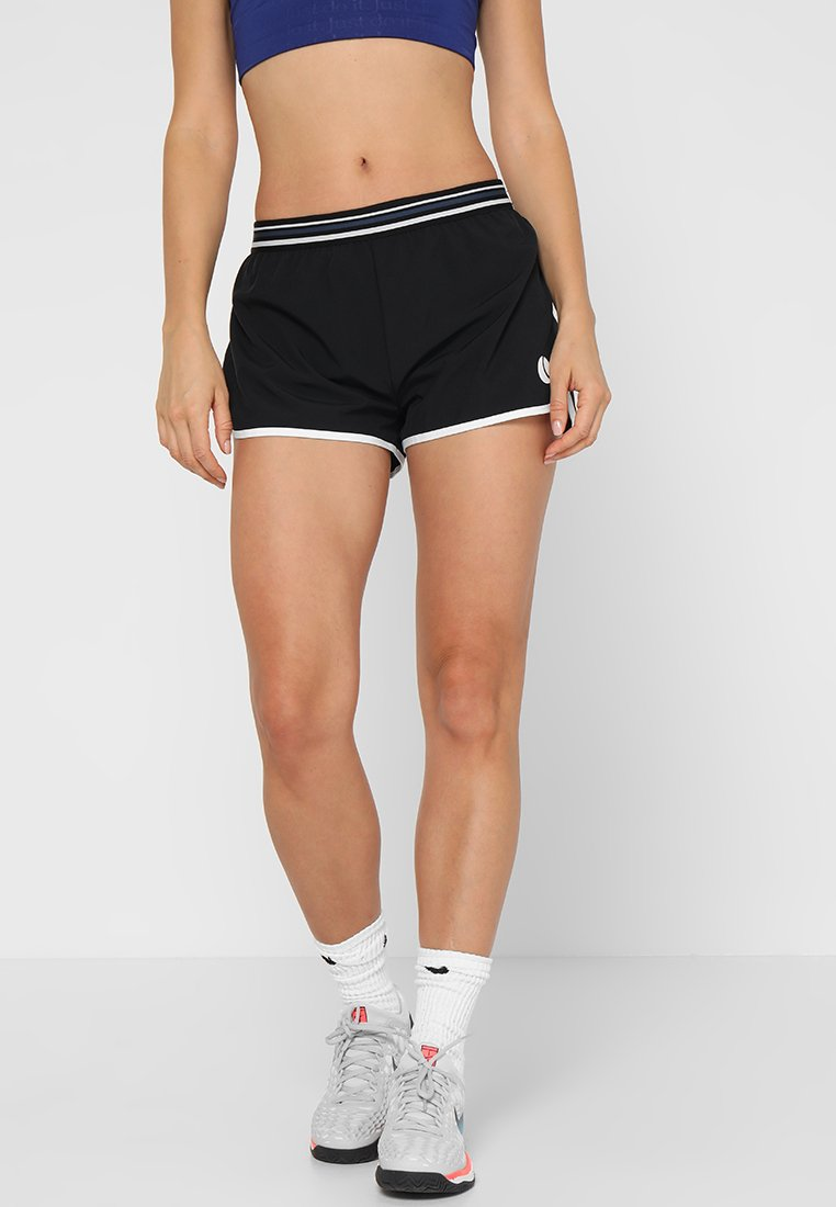 Björn Borg - TINE SHORTS - Sports shorts - black beauty