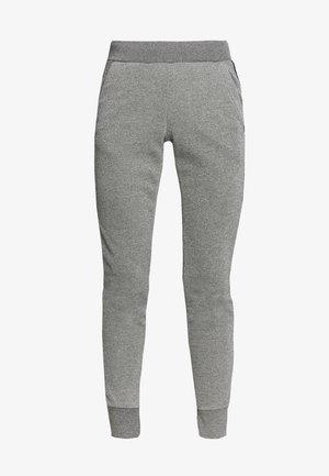 LOGO PANTS SPORT - Teplákové kalhoty - light grey melange