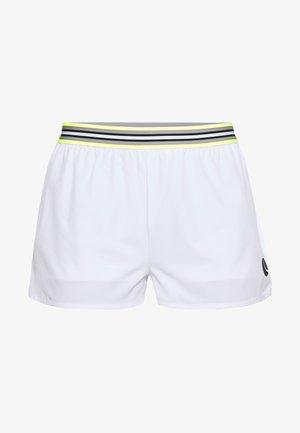 TINE SHORTS - kurze Sporthose - brilliant white
