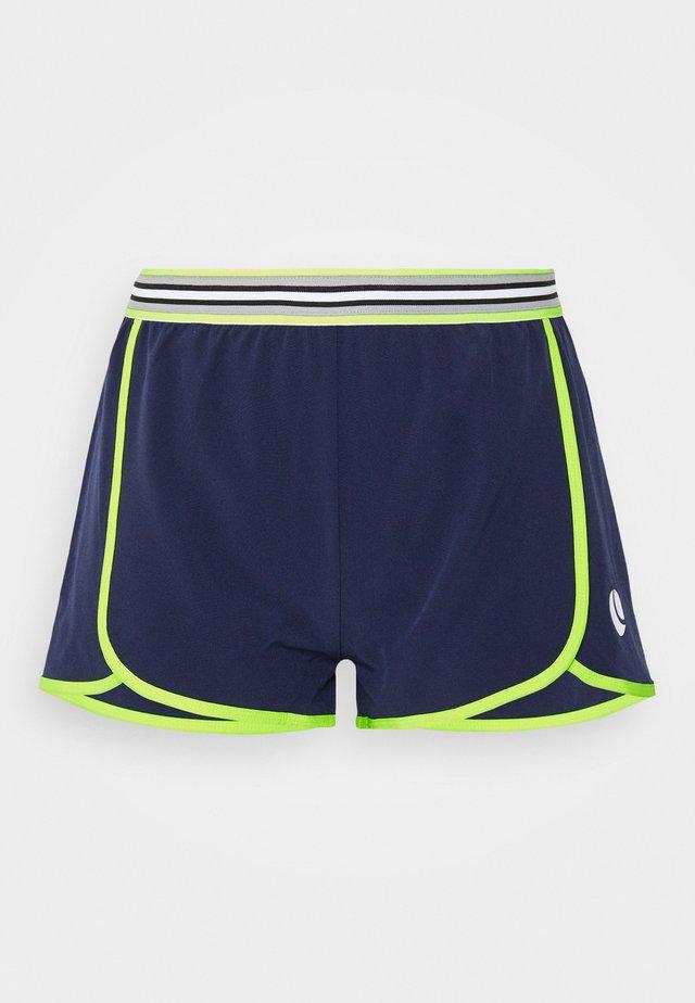 TINE SHORTS - Pantaloncini sportivi - peacoat