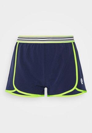 TINE SHORTS - Sports shorts - peacoat