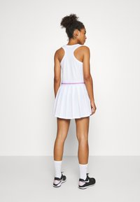 Björn Borg - TESS DRESS - Jerseyjurk - brilliant white - 2