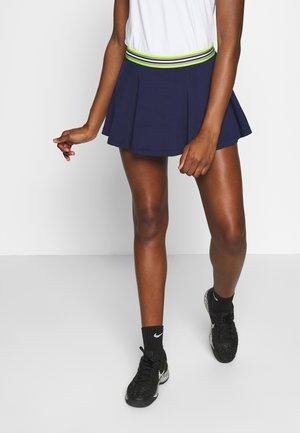 TRISTA SKIRT - Sportovní sukně - peacoat