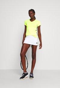 Björn Borg - TINDRA SKIRT - Sports skirt - brilliant white - 1