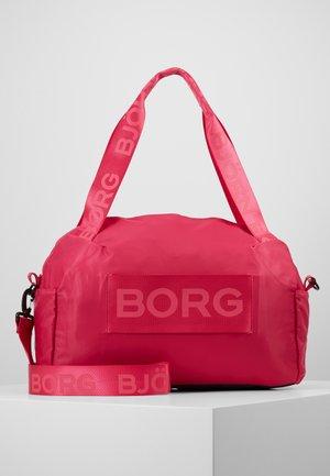 COCO SHOULDER BAG - Sports bag - fuchsia
