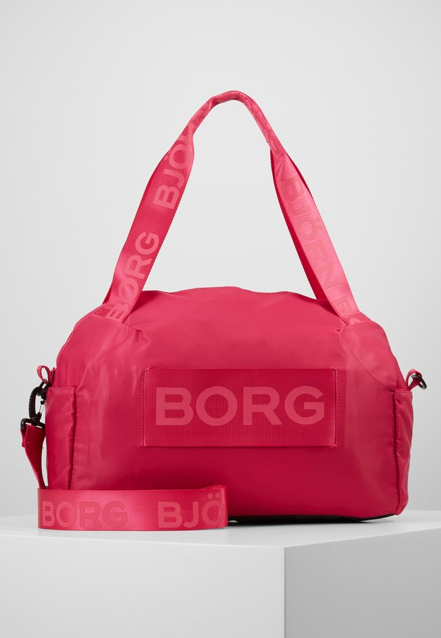COCO SHOULDER BAG - Sportväska - fuchsia