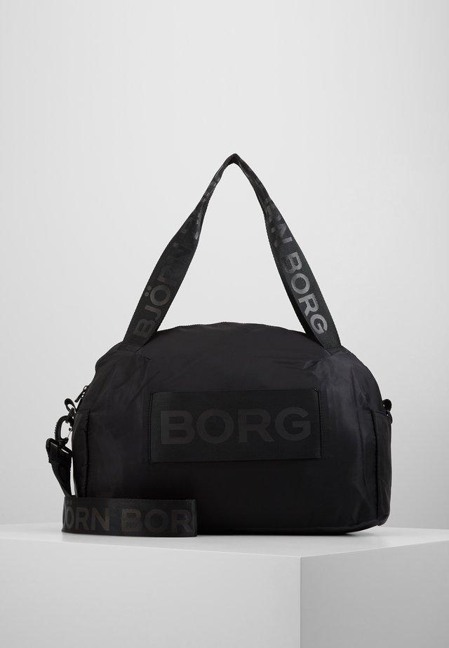 COCO SHOULDER BAG - Sportväska - black