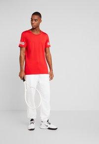 Björn Borg - TEE - Print T-shirt - chinese red - 1