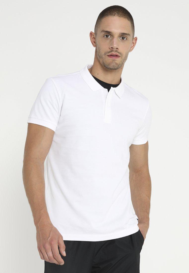 Björn Borg - CENTRE - Poloshirt - brilliant white