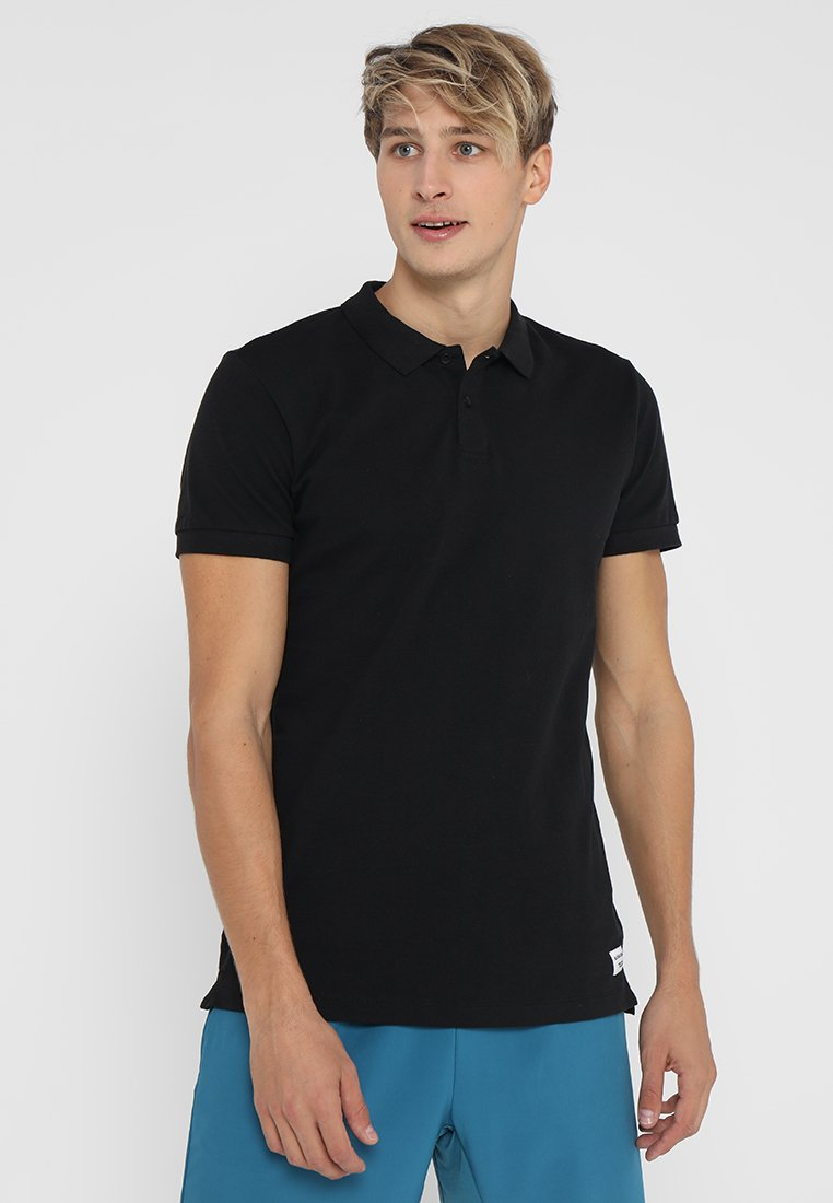 Björn Borg - CENTRE - Polo shirt - black beauty