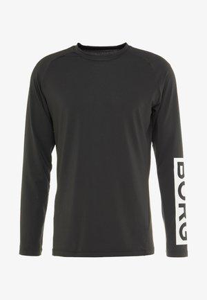 ANTE TEE - T-shirt sportiva - black beauty