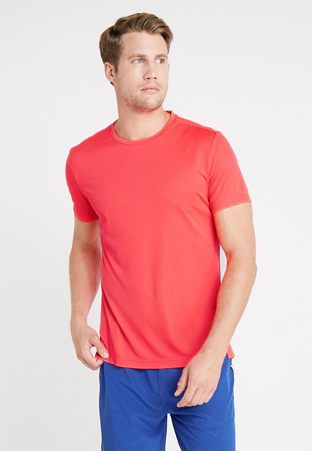 ASTOR TEE - T-shirt med print - diva pink
