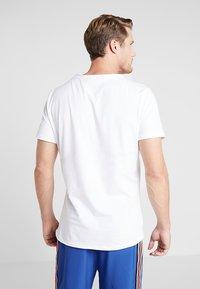 Björn Borg - SUMMER TEE - Print T-shirt - white - 2
