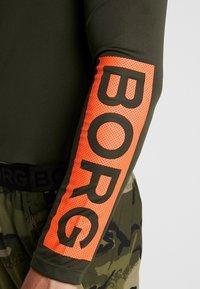 Björn Borg - ANTE - Camiseta de deporte - forest night - 5